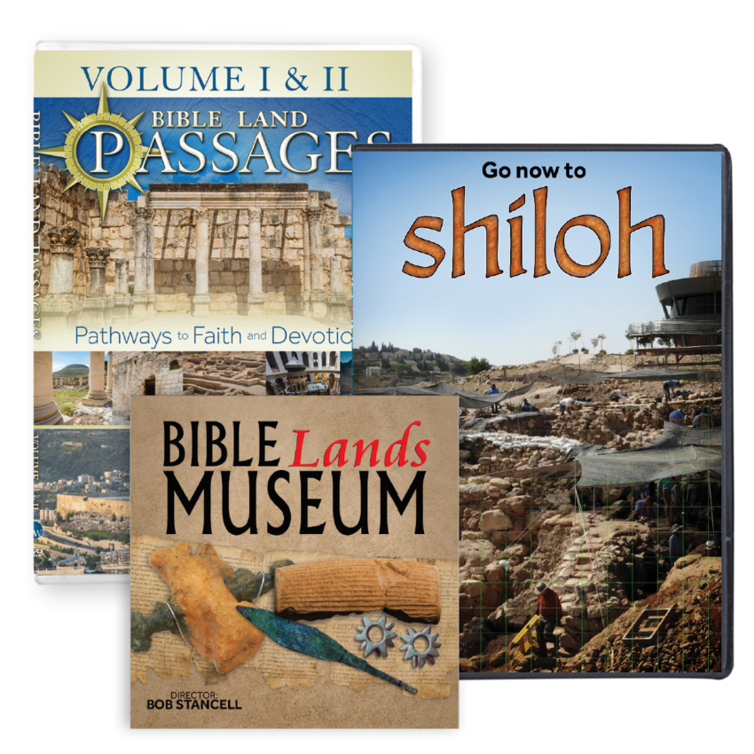Bible Lands Package