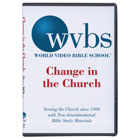 Change in the Church DVD