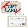 Christian Gift Card Individual Card