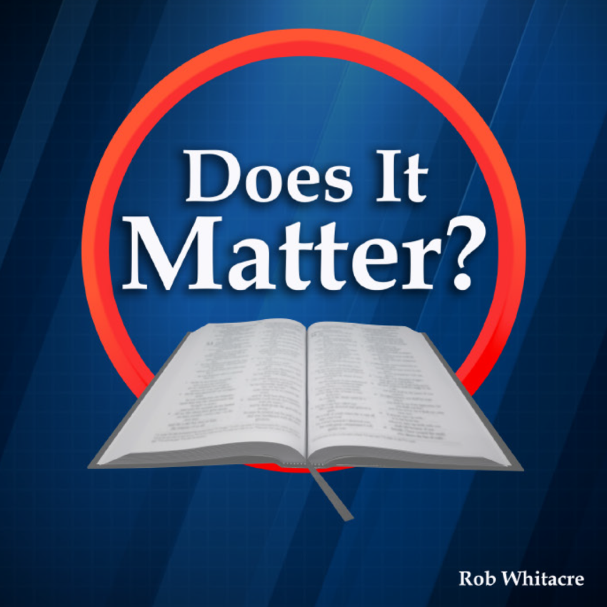 does it matter dvd
