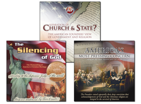 founding fathers 3 dvd set