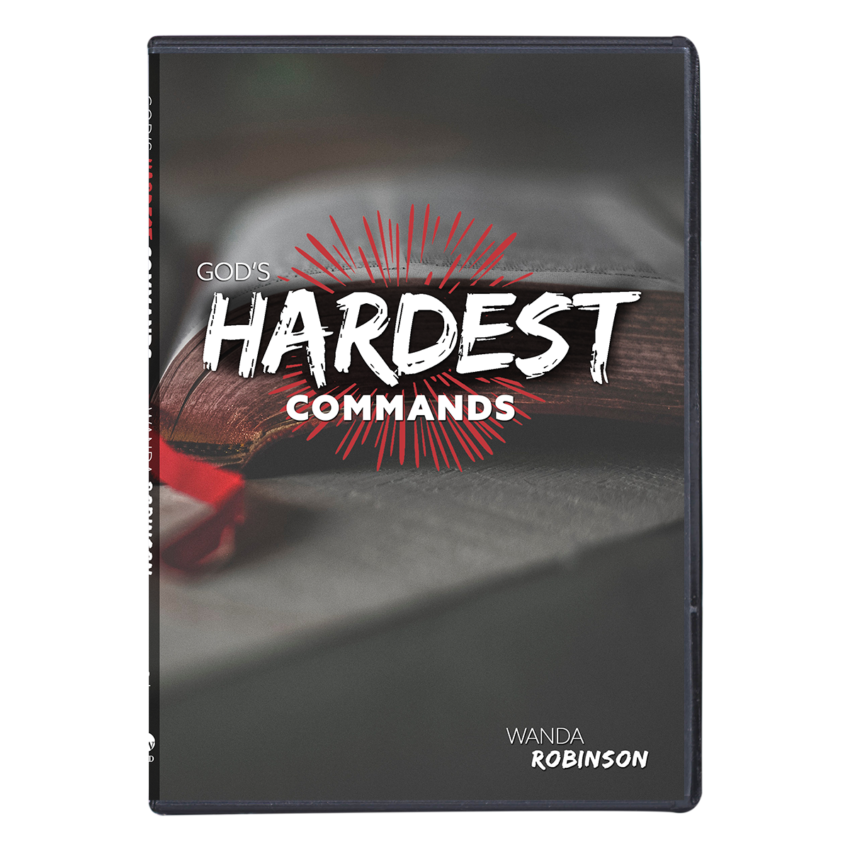 God's Hardest Commands DVD