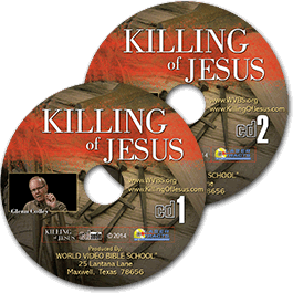 killing of jesus cd