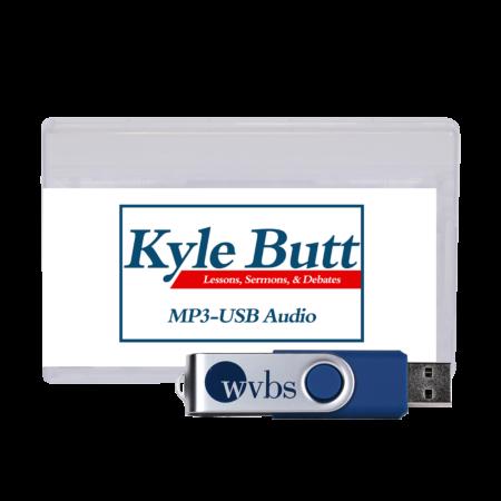 Kyle Butt Audio USB