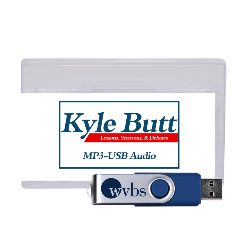 Kyle Butt Audio USB