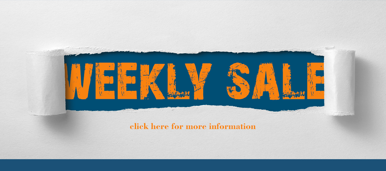 New Weekly Sale Ad with more information tag