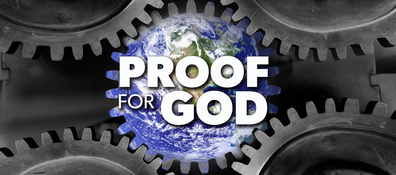 Proof for God Banner