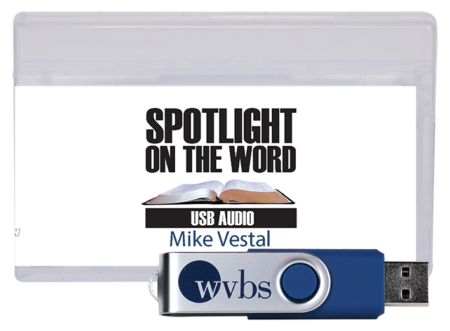 Spotlight On The Word USB