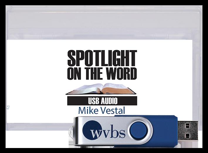 Spotlight On The Word USB