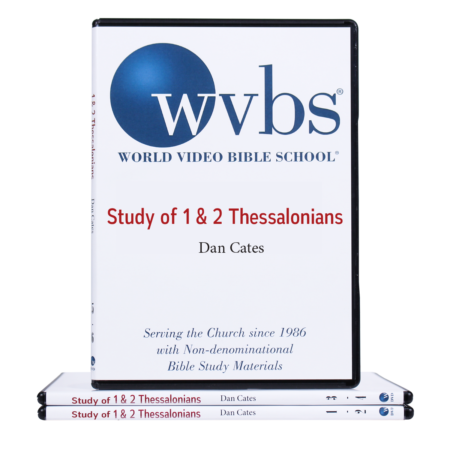 Study of 1 and 2 Thessalonians DVD