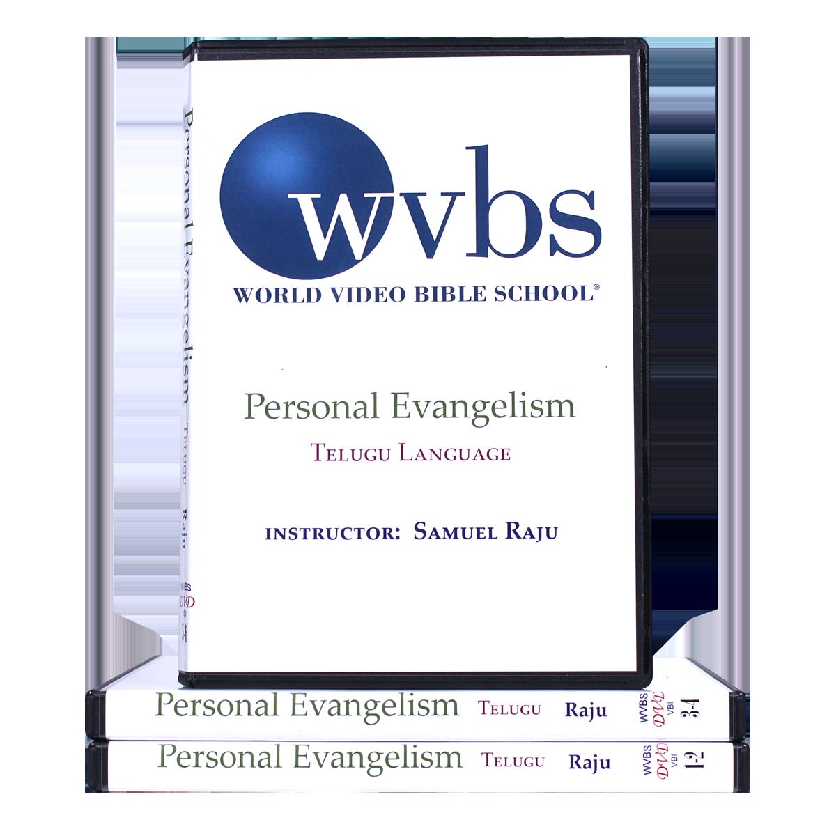 TELUGU: Personal Evangelism