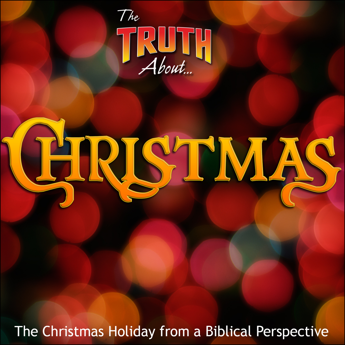 the truth aboutchristmas dvd - The Truth About Christmas