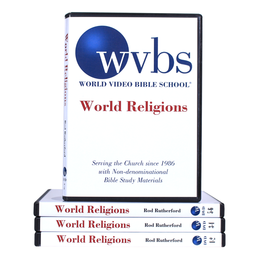 World Religions DVD-set