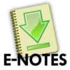 Electronic Notes icon